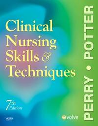 image of Clinical Nursing Skills and Techniques (CLINICAL NURSING SKILLS AND TECHNIQUES (PERRY))