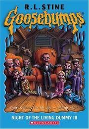 image of Goosebumps: Night Of The Living Dummy III