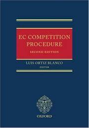 EC Competition Procedure