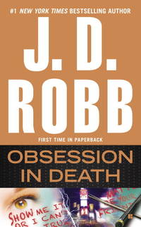 Obsession in Death: In Death vol. 40