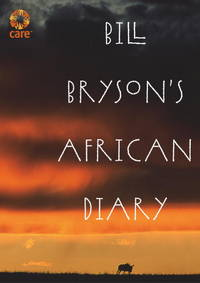Bill Bryson's African Diary by Bill Bryson - 2002-11-26 - from Books Express and Biblio.co.uk