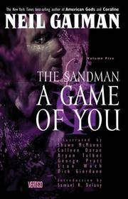 image of Sandman, The: A Game of You - Book V (Sandman Collected Library)