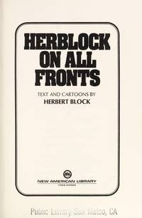 Herblock on All Fronts