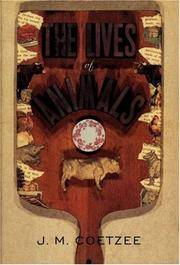 image of The Lives of Animals (The University Center for Human Values Series)
