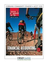 image of Financial Accounting: Tools for Business Decision Making