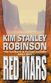 image of Red Mars: Mars Trilogy Bk. 1