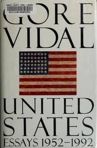 United States: essays 1952 - 1992.