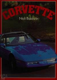 Corvette; a full colour folio 1953-1984