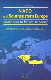 NATO and Southeastern Europe : Security Issues for the Early 21st Century