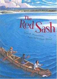 The Red Sash by  Nicolas (Illustrator)  Jean E./ Debon - Hardcover - 2005 - from Revaluation Books (SKU: 2-088899589X)