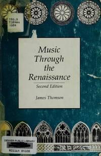 Music through the Renaissance
