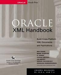 Oracle XML Handbook (Book/CD-ROM package)