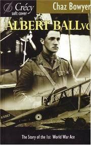 image of Albert Ball VC