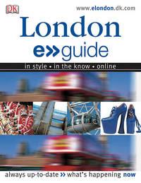 E.guide: London (Eyewitness Travel Guide)