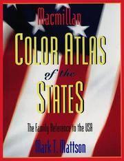 Macmillan Color Atlas of the States Mattson, Mark T