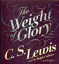 The Weight of Glory by C. S. Lewis - 2010 - from The Yard Sale Store (SKU: 111120181291459)