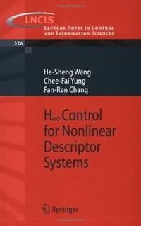 H Control For Nonlinear Descriptor Systems