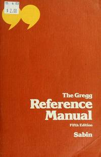 The Gregg Reference Manual: Miniature Edition