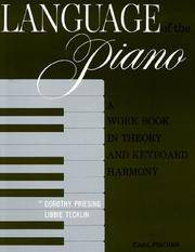 Language of the Piano