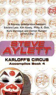 Karloff's Circus  Accomplice Book 4