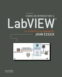 HANDS ON INTRO.TO LABVIEW F/SCIENTIST+. by ESSICK - Paperback - from Campus Bookstore and Biblio.com