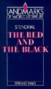 """Stendhal: """"The Red and the Black"""