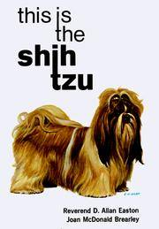 This Is The Shih Tzu (This Is The Dog)