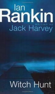 Witch Hunt: A Jack Harvey Novel