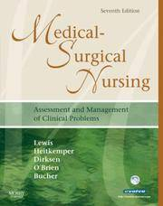image of Medical-Surgical Nursing: Assessment and Management of Clinical Problems
