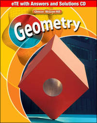 UCSMP Geometry Electronic Teacher's Edition Volume 2 Chapters 8-14 CD-ROM