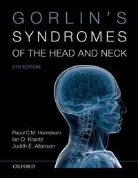 Gorlin's Syndromes of the Head and Neck by Raoul Hennekam Judith Allanson Ian Krantz - Hardcover - from Cold Books (SKU: 6657737)