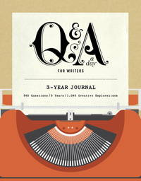 Q & A Day for Writers: 3-Year Journal