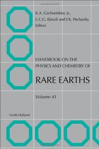 Handbook on the Physics and Chemistry of Rare Earths: 41