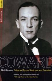 image of Noel Coward: Collected Revue Sketches_Parodies