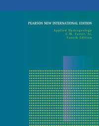 image of Applied Hydrogeology: Pearson New International Edition