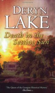 Death in the Setting Sun: A John Rawlings Mystery