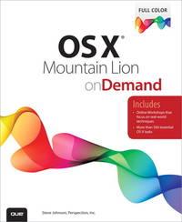 OSX mountain lion on demand.