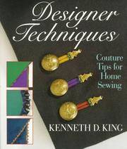 Designer Techniques by Kenneth D. King - Paperback - 1st Printing - 1998 - from after-words bookstore and Biblio.com