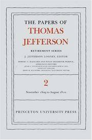 image of The Papers of Thomas Jefferson, Retirement Series: Volume 2: 16 November 1809 to 11 August 1810 (Papers of Thomas Jefferson, Retirement Series)