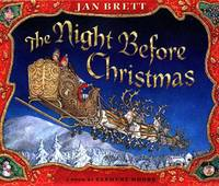 The Night Before Christmas by  Clement Moore - Hardcover - Eleventh Printing - 1998 - from Books Tell You Why, Inc. and Biblio.com