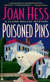 image of Poisoned Pins (Claire Malloy Mysteries, No. 8)