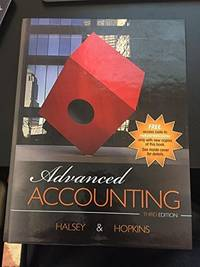 ADVANCED ACCOUNTING