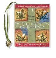 WISDOM FROM THE FOUR AGREEMENTS (Charming Petite mini book)