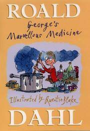 George's Marvellous Medicine. by  ROALD: DAHL** - Paperback - UK,slim 12mo paperback,1st edn thus. - from R. J. A. PAXTON-DENNY. (SKU: rja23937)