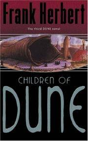 image of Children of Dune (Gollancz)