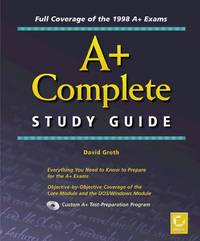 A+ Complete Study Guide