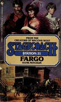 STAGECOACH: STA. #21 (Stagecoach Station) by  Hank Mitchum - Paperback - 1985-11-01 - from Bookfriendz (SKU: SKU9695748)