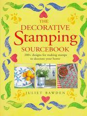 Decorative Stamping Sourcebook, The