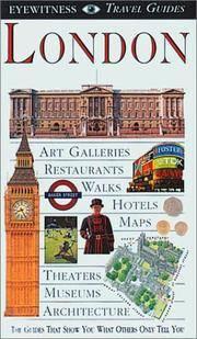 London (Doerling Kindersley Travel Guides)