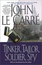 image of Tinker, Tailor, Soldier, Spy
